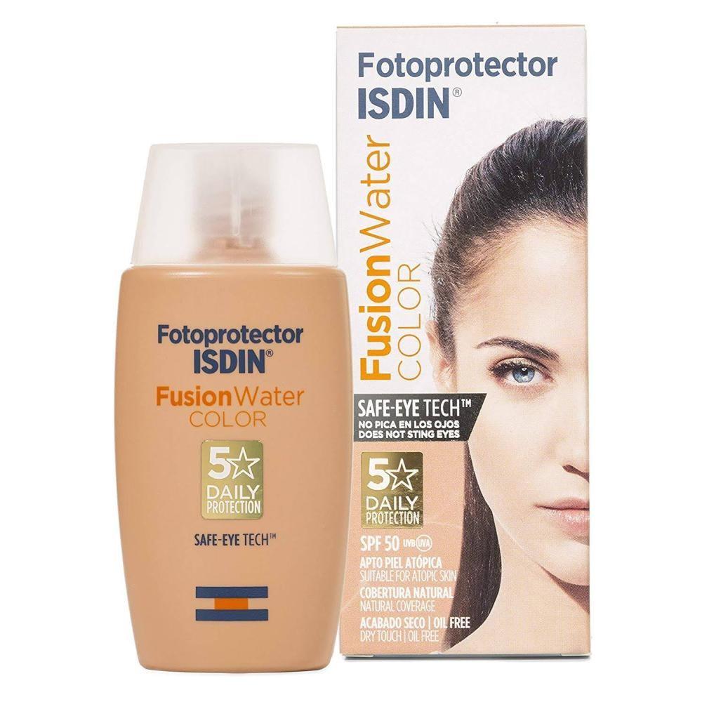 Di adiós a la base de maquillaje, es hora de reemplazarlo por un protector solar con color.
