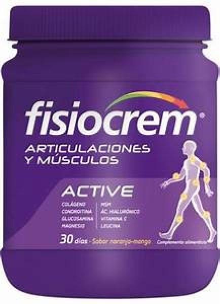 Herbolario Fisiocrem Musculos Y Articulaciones 540gr