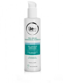 be purificante matificante piel grasa tend acne gel 200 ml