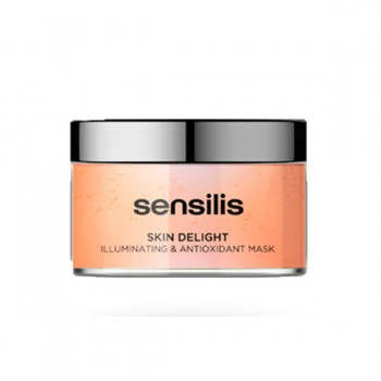 sensilis skin delight vitamina c mask 150ml